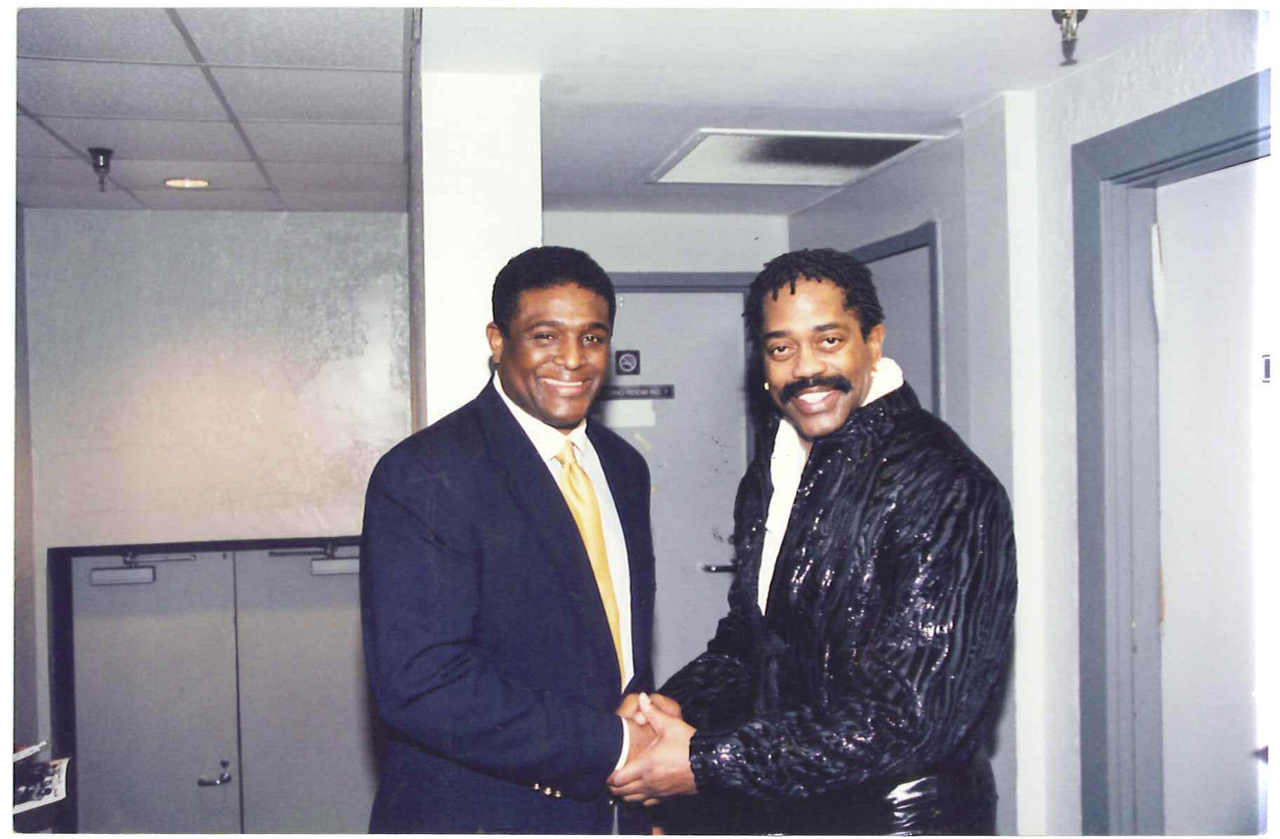 Champ & Larry Blackmon of Cameo